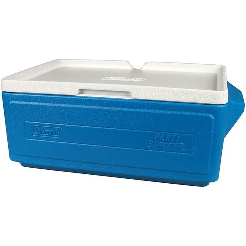 Coleman 24 Can Blue Cooler