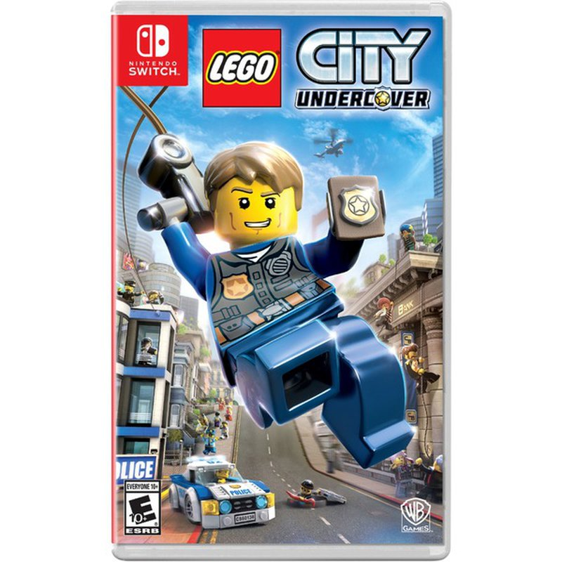 Warner Home Video Games LEGO City Undercover for Nintendo Switch