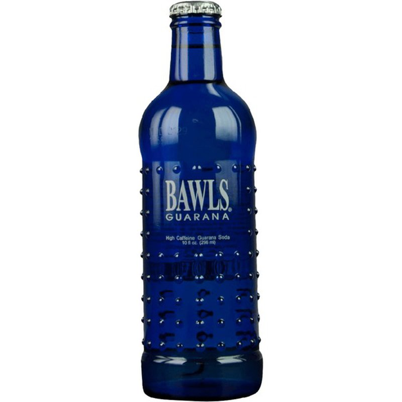 Bawls High Caffeine Guarana Soda Guarana 10 Oz Instacart