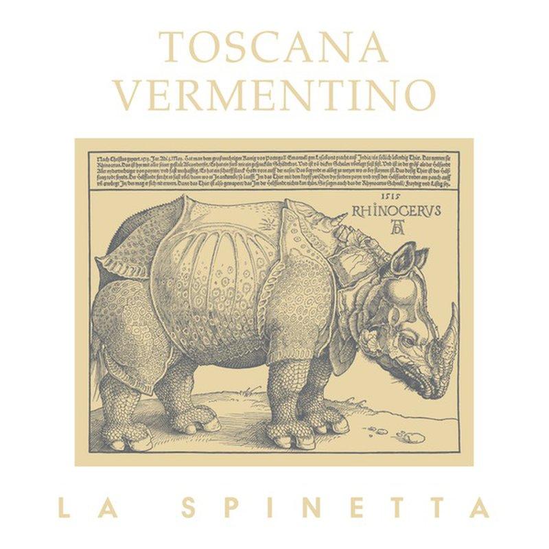 Giorgio Rivetti La Spinetta Vermentino Toscana