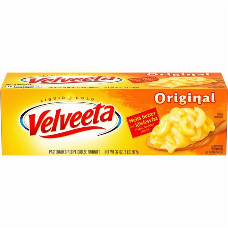 kraft velveeta original cheese 32 oz from kroger  instacart