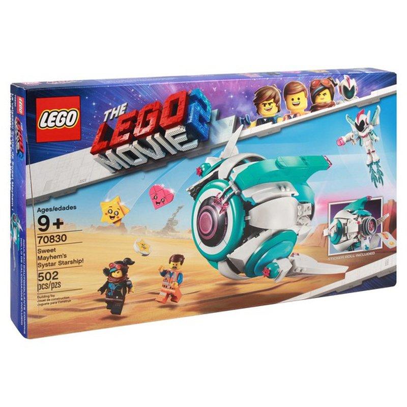 Lego Building Toy Sweet Mayhem S Systar Starship 502 Each Instacart