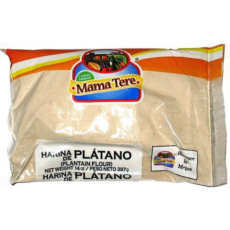 Mama Tere Harina De Platano Plantain Flour