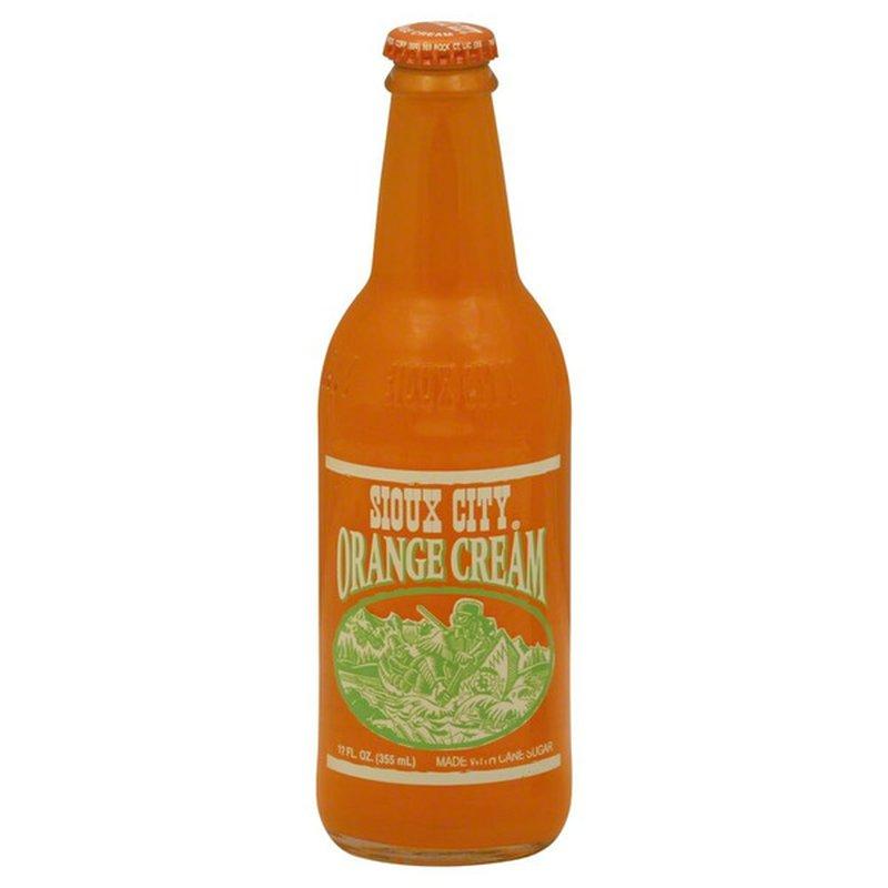 Sioux City Orange Cream