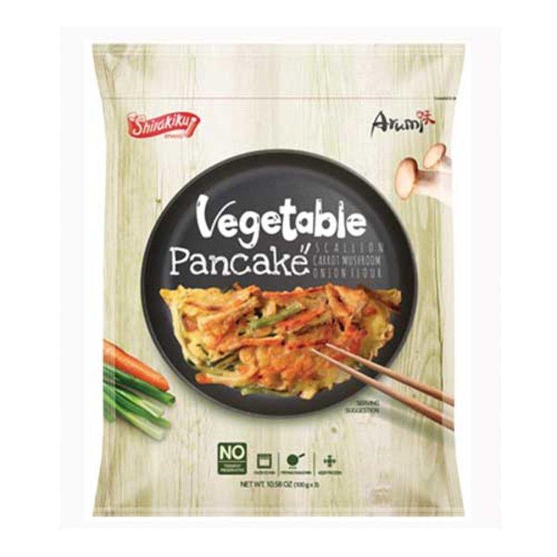 Shirakiku Pancake, Vegetable