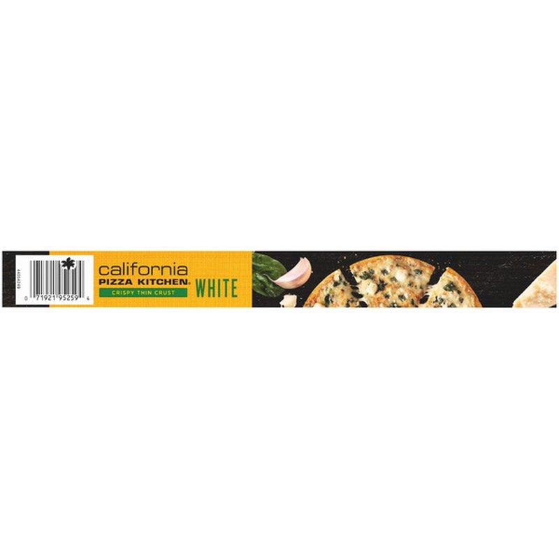 California Pizza Kitchen White Recipe Frozen Pizza With Crispy Thin Crust 13 4 Oz Instacart