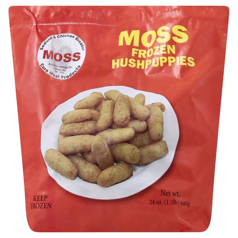 Moss Hush Puppies Frozen 24 Oz Instacart