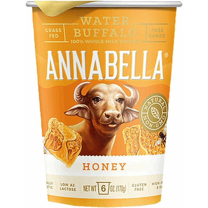 Annabella Honey Whole Milk Water Buffalo Yogurt