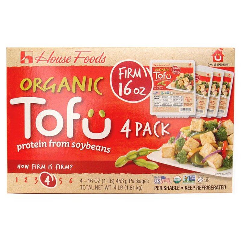 House Foods Organic Tofu
