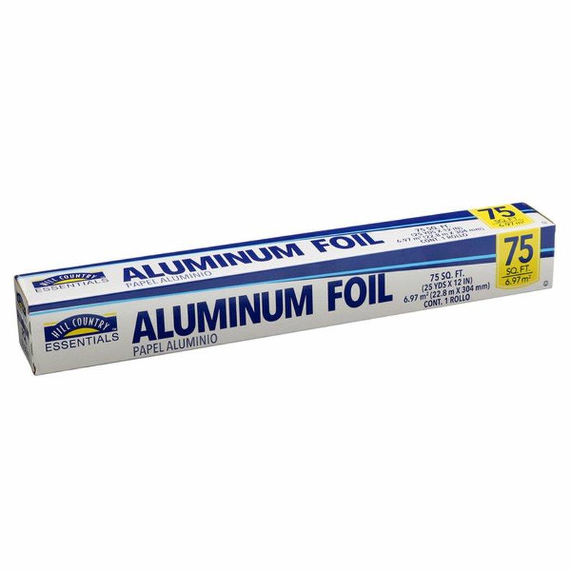 Hill Country Fare Aluminum Foil