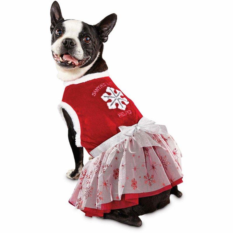Large Holiday Little Helper Dress