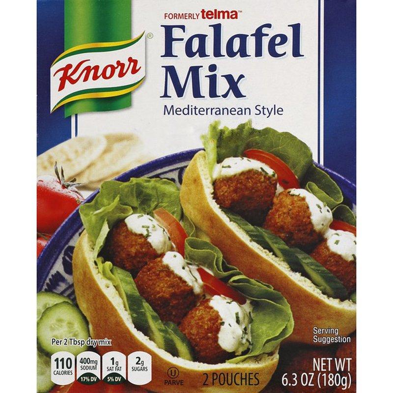 Knorr Falafel Mix, Mediterranean Style