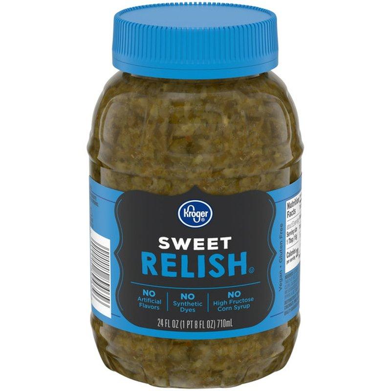Kroger Sweet Relish