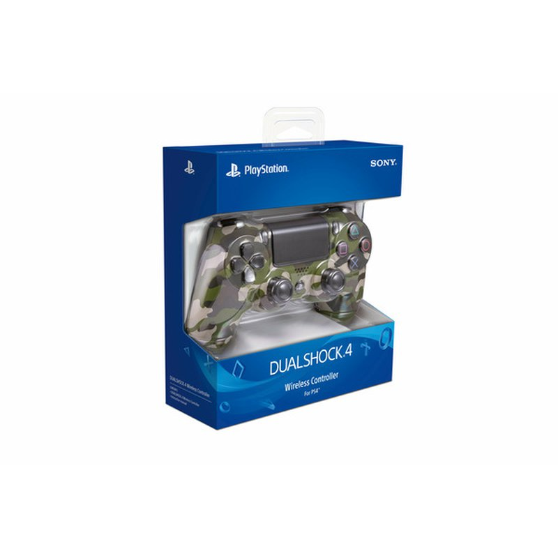 Sony Computer Entertainment Camo Dual Shock 4 Wireless Controller For PlayStation 4