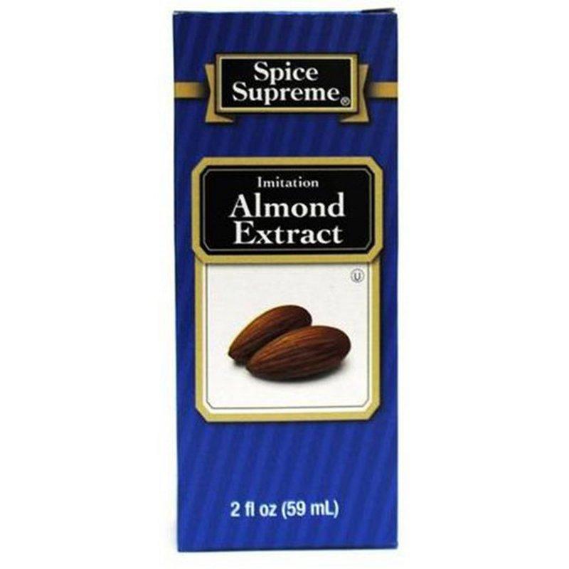Spice Supreme Imitation Almond Extract