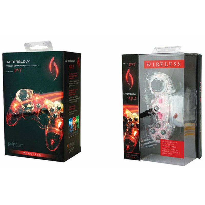 Afterglow AP.2 Wireless Controller for PlayStation 3