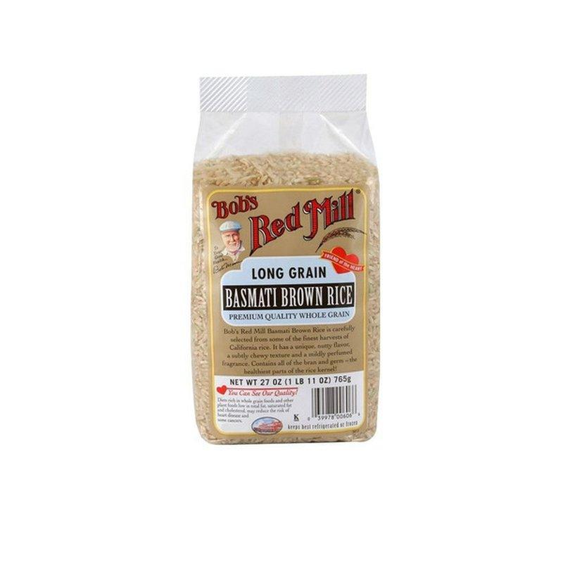 Bob's Red Mill Long Grain Basmati Brown Rice