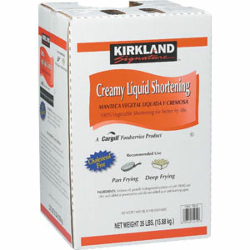 Kirkland Signature Creamy Liquid Shortening