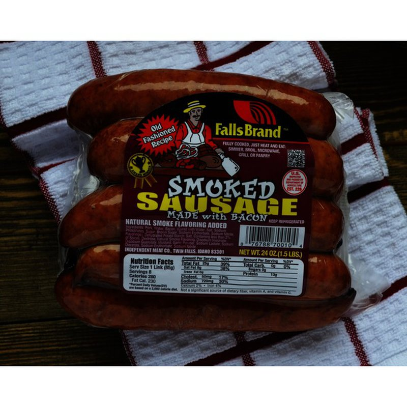Uncle Otto's Smoked Sausage