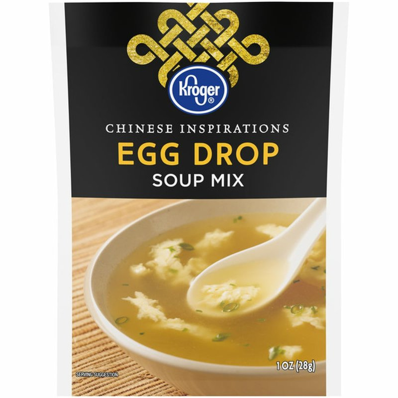 Kroger Egg Drop Soup Mix