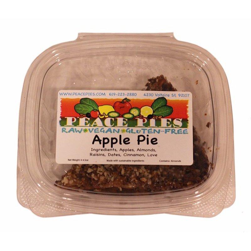 Peace Pies Apple Pie
