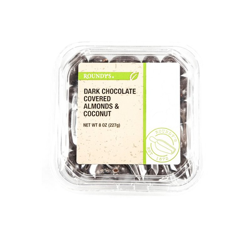 Roundy's Dark Chocolate Covered Almonds & Coconut