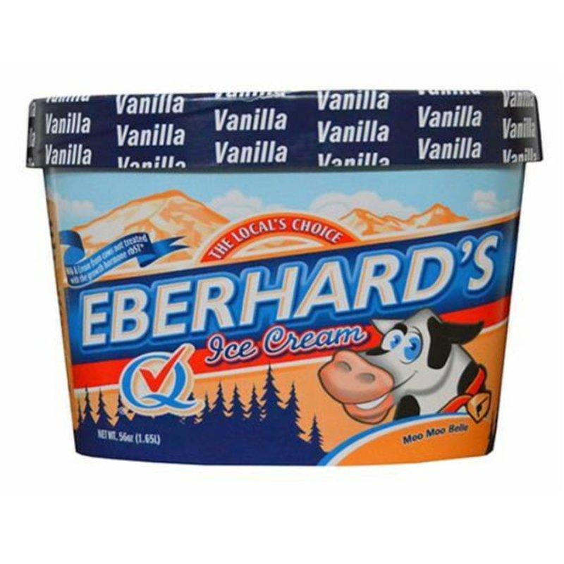 Eberhard's Dairy Products Vanilla Ice Cream