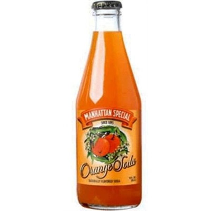 Manhattan Special Orange Soda