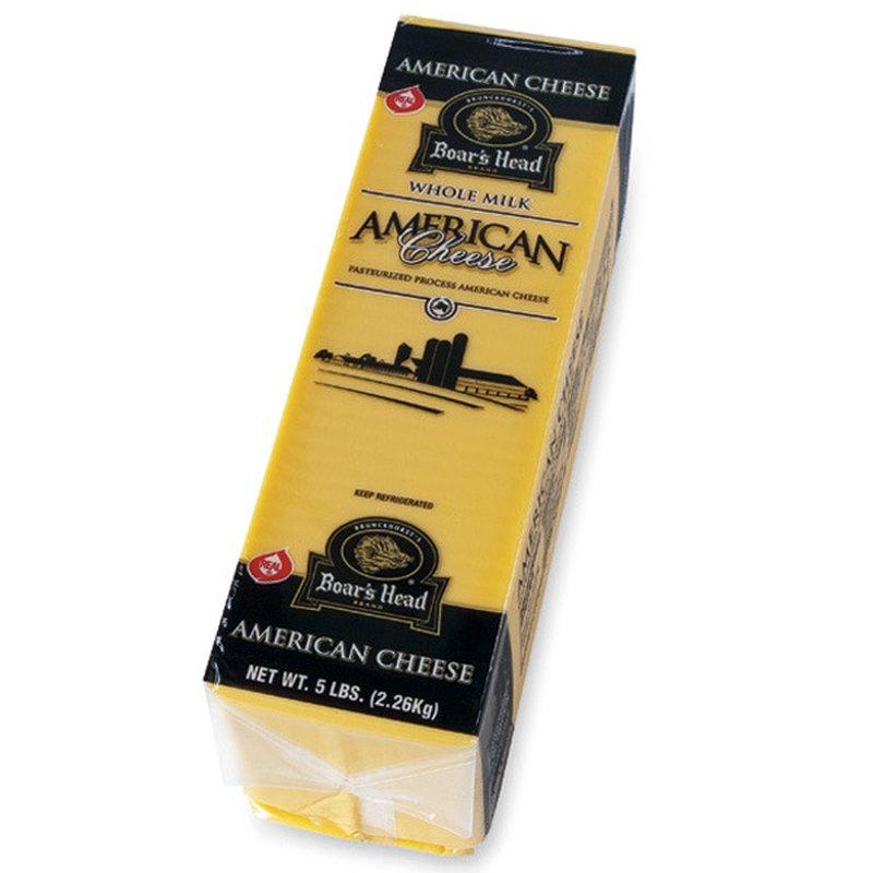 Boar's Head Yellow American Cheese