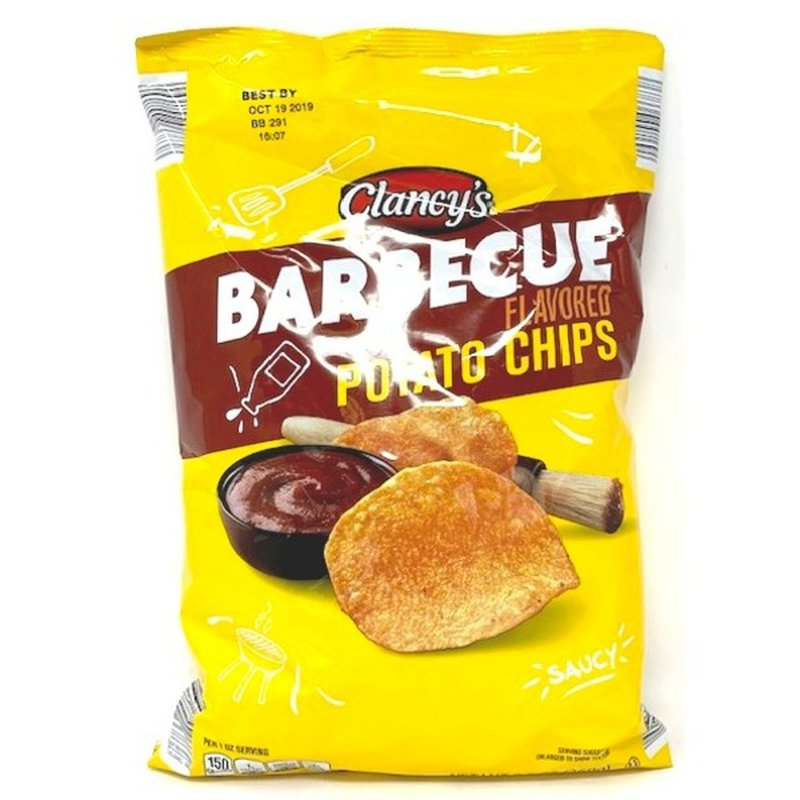 Clancy's Barbecue Potato Chips