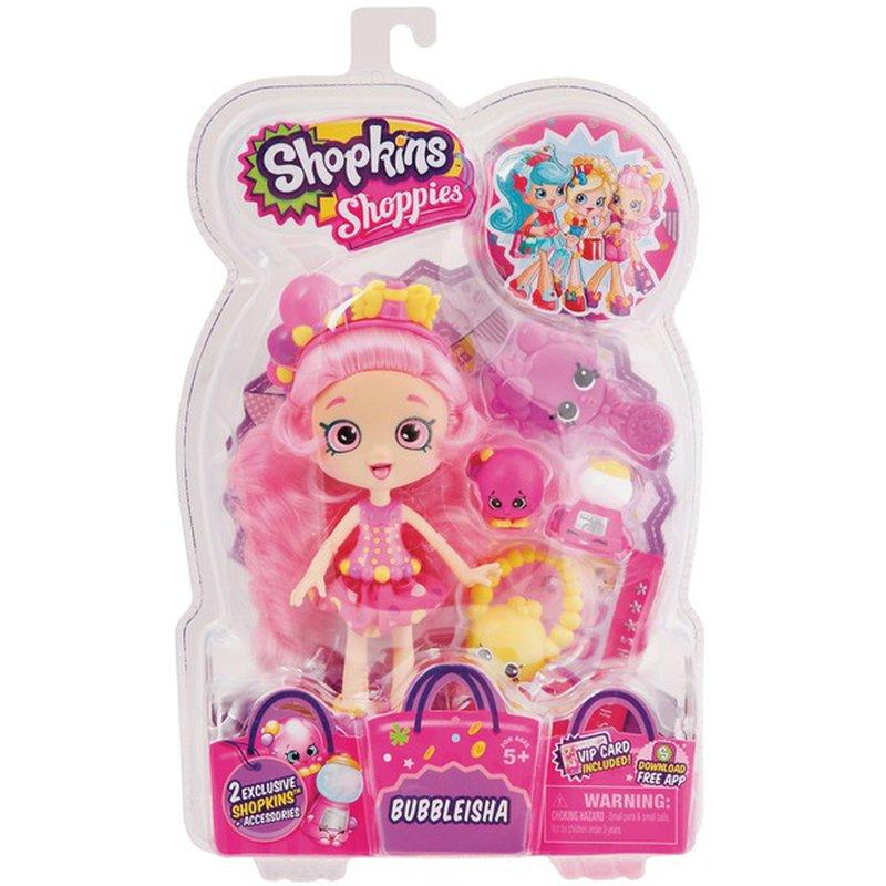 Shopkins Single Pack Assortment Shoppies Dolls