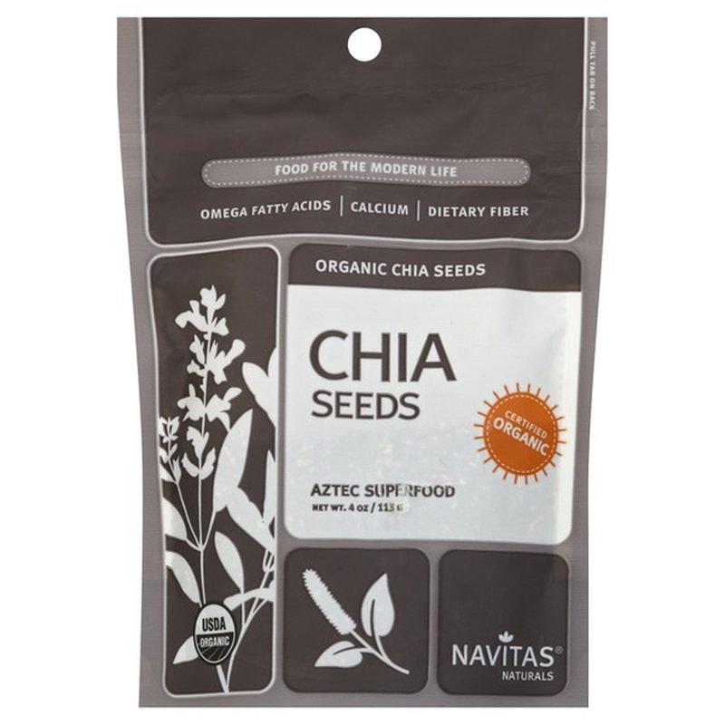 Navitas Organics Organic Chia Seeds