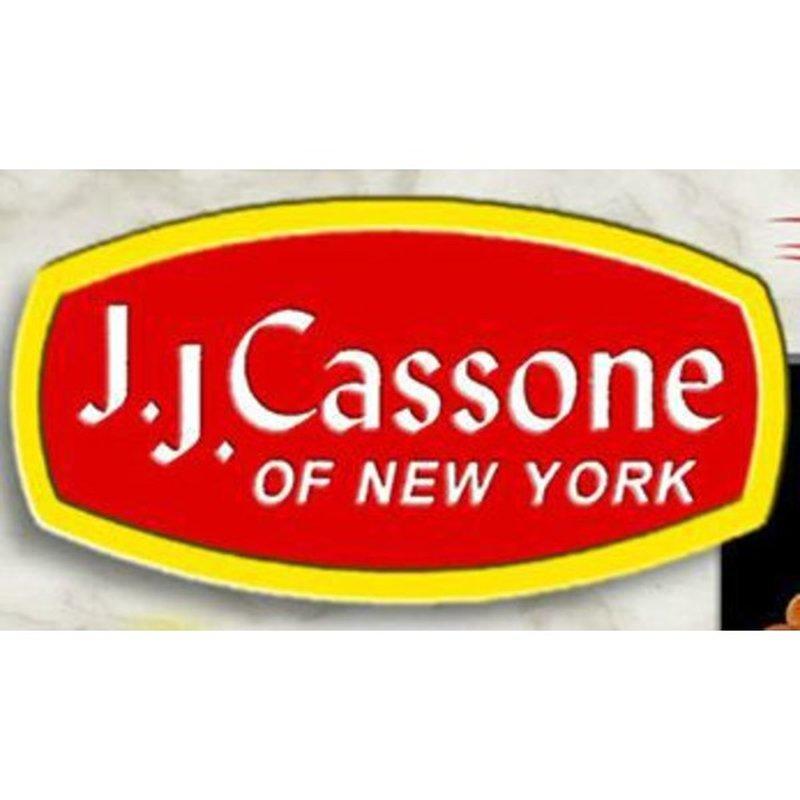 J.j. Cassone Of New York Sliced Sandwich Rolls
