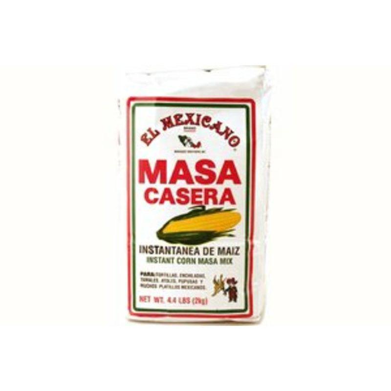 El Mexicano Instant Corn Masa Mix
