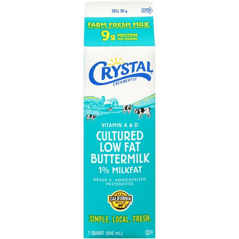 Crystal Creamery Buttermilk