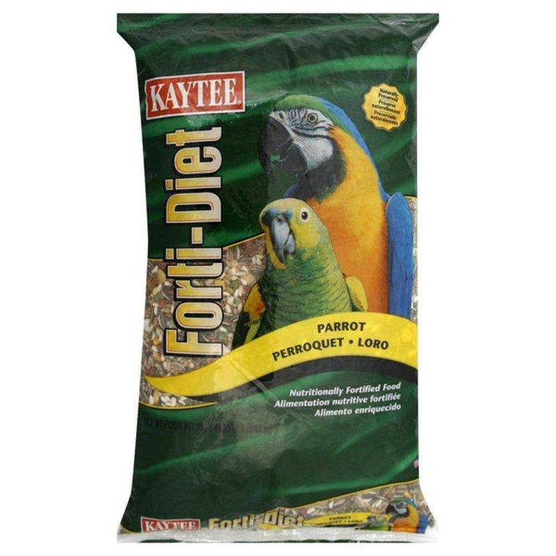 Kaytee Nutritionally Fortified Forti Diet Parrot Food