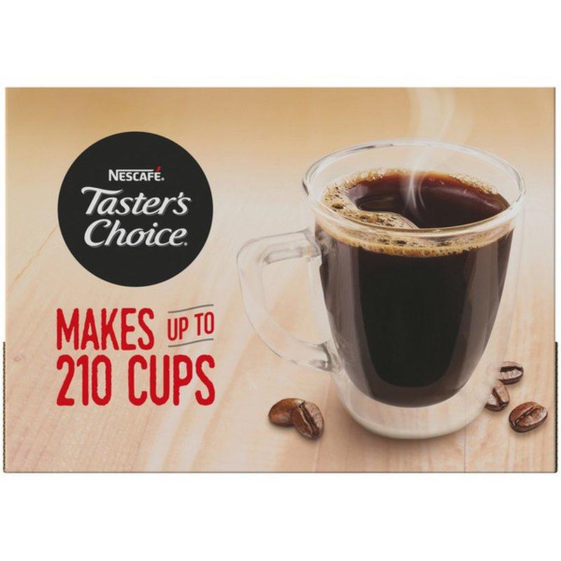 Nescafé House Blend Instant Coffee (14 oz) from Costco ...