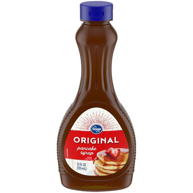 Kroger Pancake Syrup