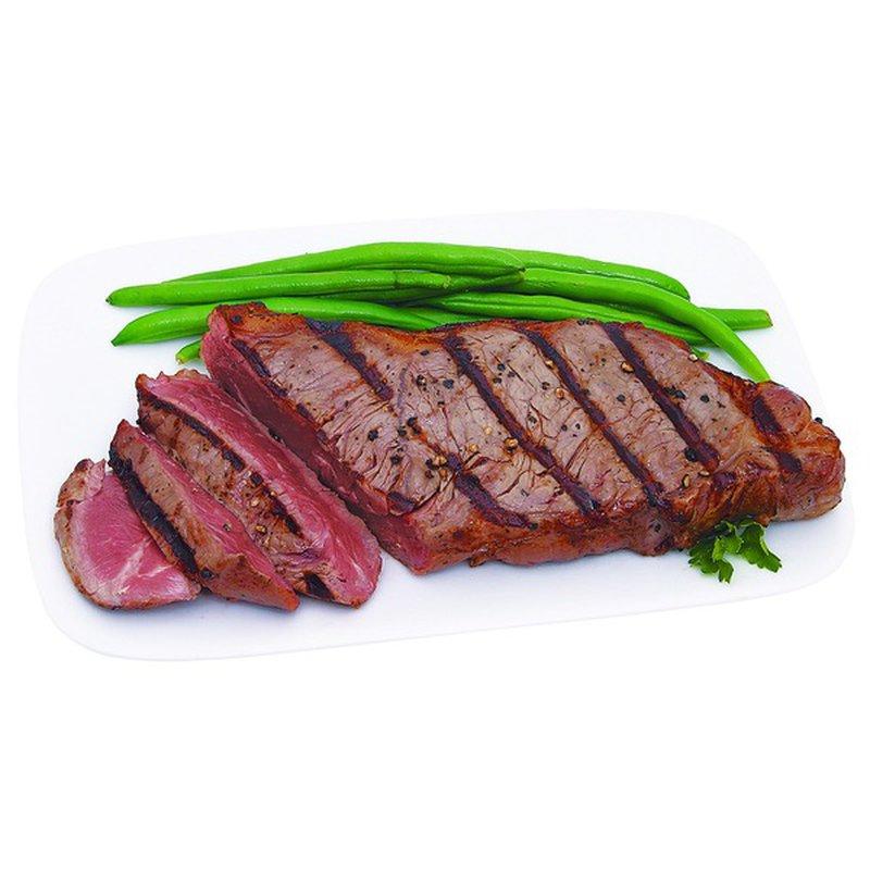 USDA Prime Boneless New York Strip Steak