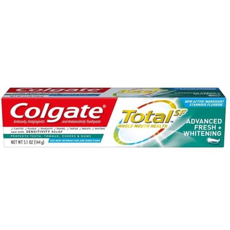 Colgate Total Advanced Fresh & Whitening Toothpaste