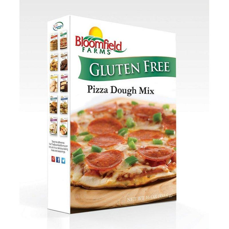 Bloomfield Gluten Free Pizza Dough Mix