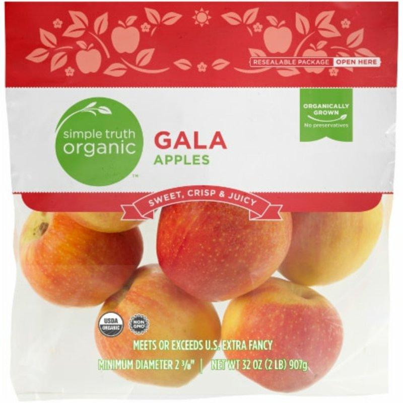 Simple Truth Organic Gala Apples
