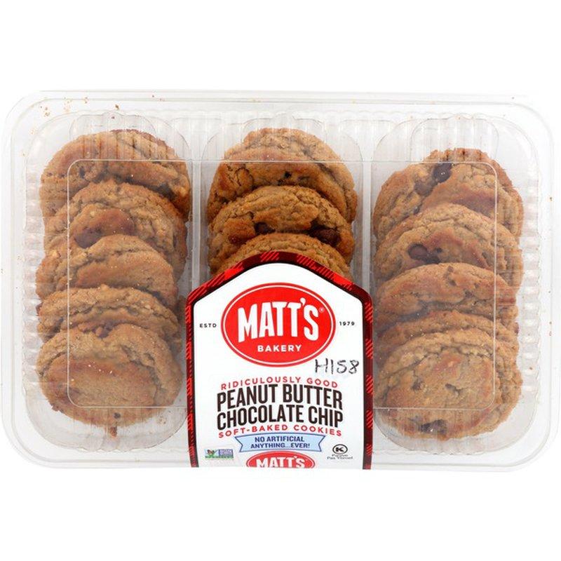 Matt's Double Chocolate Chip Soft-Baked Cookies