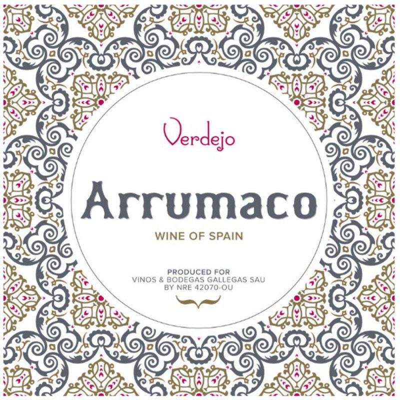 Arrumaco 2013 Verdejo White Wine