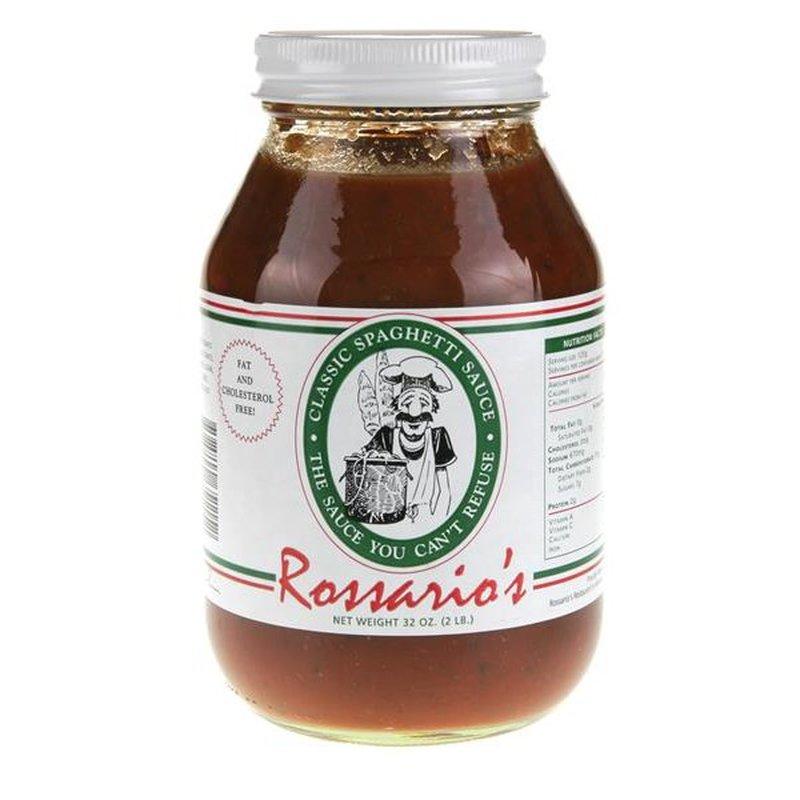 Rosario's Spaghetti Pasta