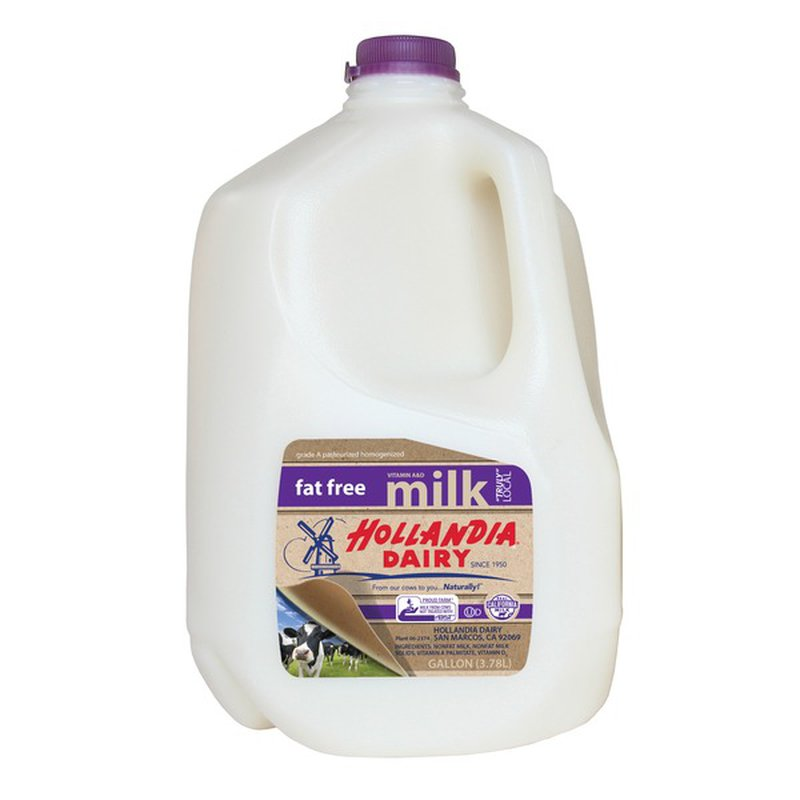 Hollandia Fat Free Milk
