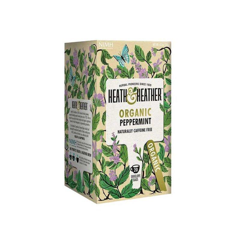 H & H Peppermint Tea
