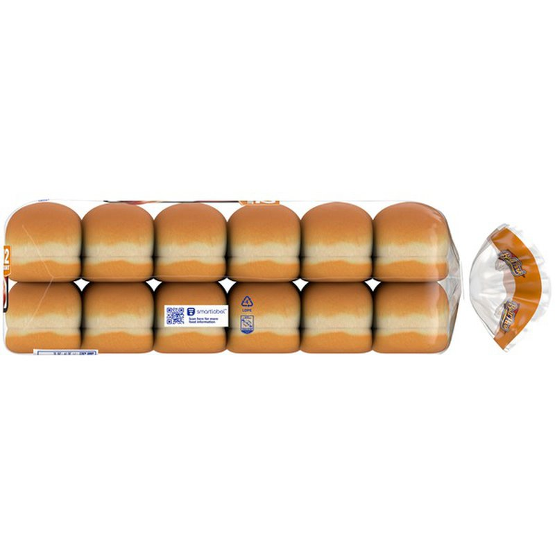 ball park golden hot dog buns 20 oz from bj's wholesale club  instacart