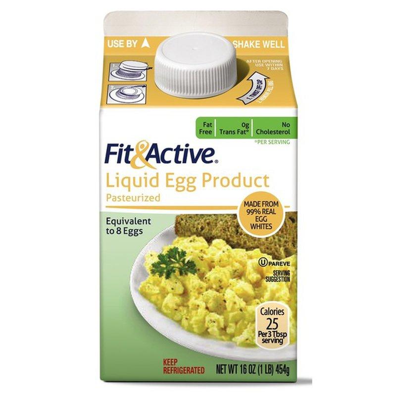 Fit & Active Liquid Egg