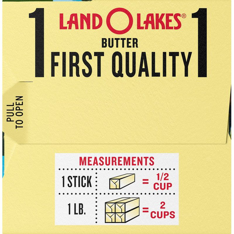 Land O' Lakes Salted Butter